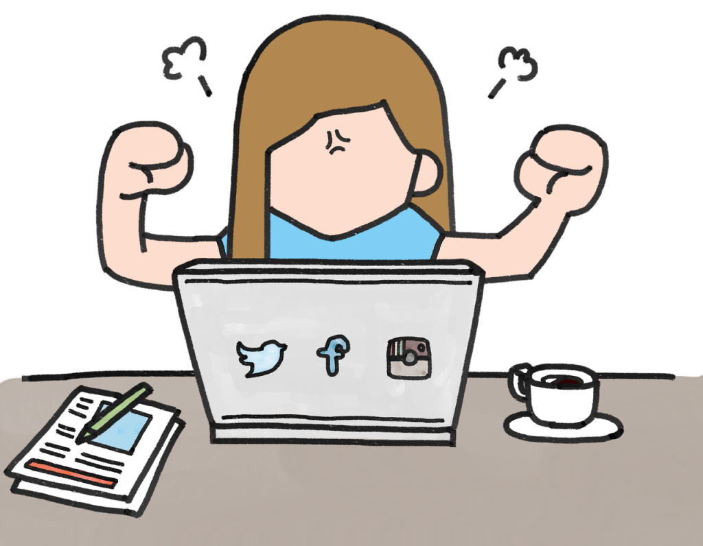 social networks sul computer